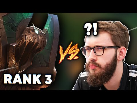 DAY 63 - CLOSING IN ON RANK 1 FIDDLESTICKS!! SHOWING BJERGSEN HOW BROKEN HE REALLY IS