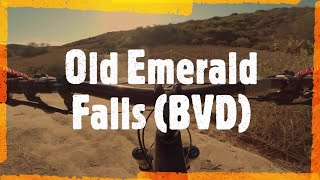 Old Emerald Falls (BVD) Trail 2021