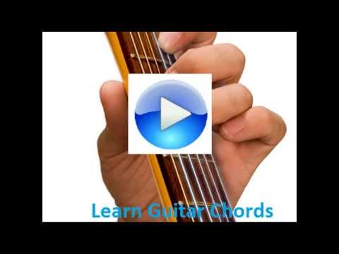 Learn Guitar Chord Correctly