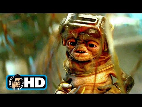 Babu Frik Scene - THE RISE OF SKYWALKER Movie Clip (2019) STAR WARS