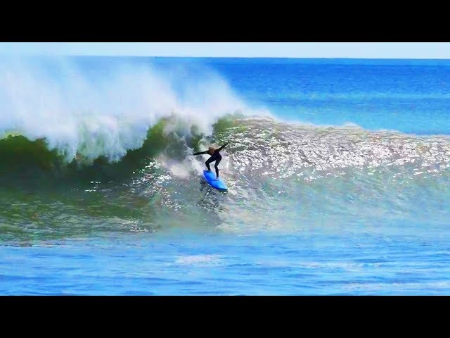 SURFING HURRICANE IRMA!! **Deadly Waves**