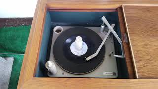 Saying goodbye to my 1968 Magnavox Astro Sonic.
