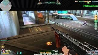 [Truy Kich] Game Play: Thompson Zombie Phòng Thí Nghiệm VaiLinhHon (Kênh Chính Thức)