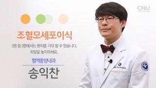 [충남대학교병원] 건강로드 - 조혈모세포이식 이미지