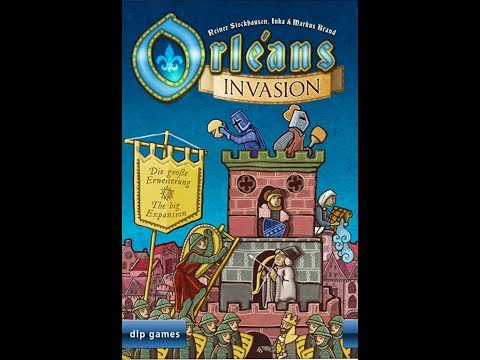 The Purge: # 1464 Orleans: Invasion: How to Play and Review of 2 Player Duel Module