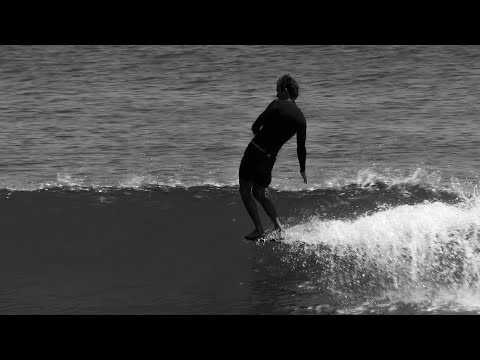 Classic longboarding style at Malibu, California | GrindTV