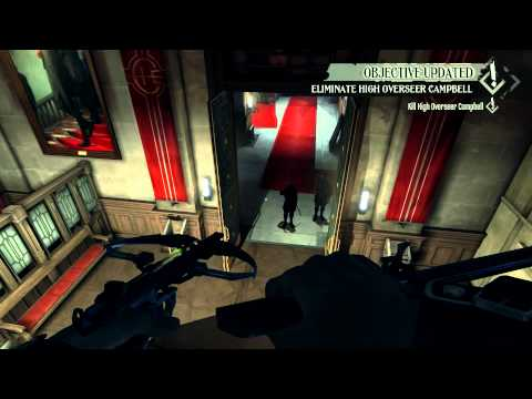 Because All Dishonored Needed Was A Machine Gun (And More Superpowers)