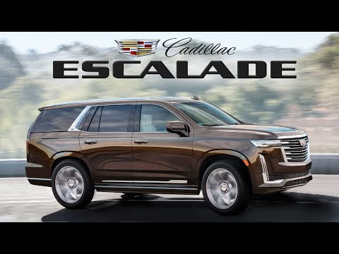 External Review Video FzjE2c2g1hA for Cadillac Escalade SUV (5th Gen)