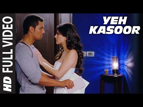 Yeh Kasoor Mera Hai Full Video Song Jism 2 | Sunny Leone, Randeep Hooda