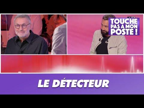 Laurent Ruquier passe au détecteur de mensonges dans TPMP