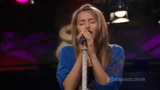 Miley Cyrus - The Climb (LIVE AOL Sessions HQ)