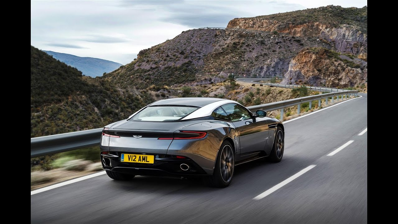 Aston Martin DB11 Unveiled: Bigger, Faster, More Powerful