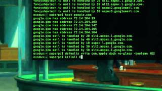 5 useful Terminal Commands for Mac OS X