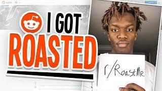 I Got Roasted.