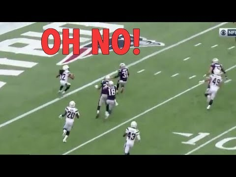 The NFL's 10 Most Humiliating Plays Ever