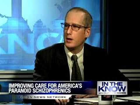 Měli bychom víc sledovat paranoidní schizofreniky?