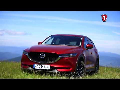 Mazda  Cx5 Паркетник класса J - тест-драйв 5
