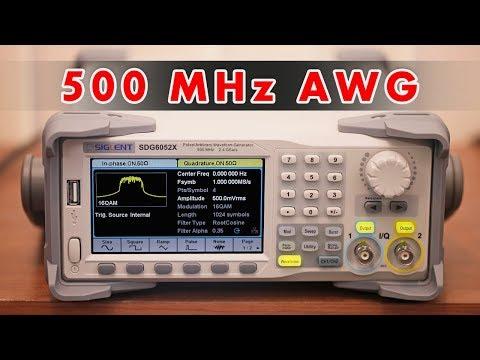 SDG6000X Waveform Generator Review