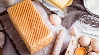 《Tinrry+》Tinrry教你做软绵绵白吐司 軟綿綿白吐司 Toast