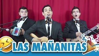 Las Mananitas  Los Tres Tristes Tigres