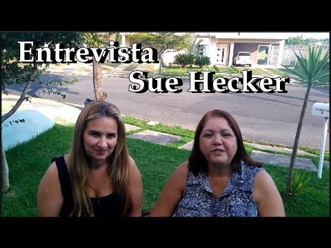 ENTREVISTA SUE HECKER | Doces Letras