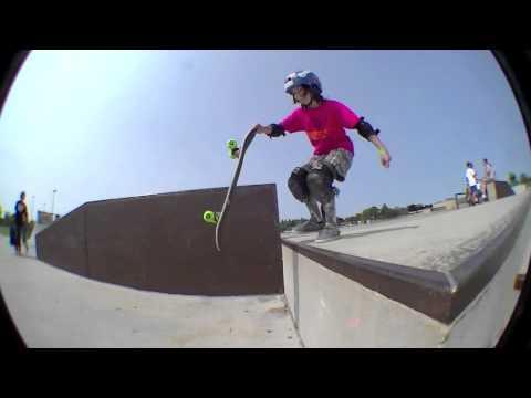 One Minute at Kenosha Skatepark