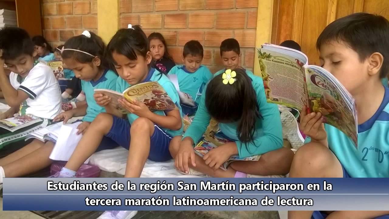 NOTA MARATON LATINOAMERICANA DE LECTURA