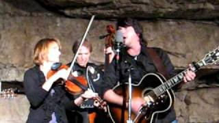 "The Steeldrivers at Bluegrass Underground ""Unbroken Ground"" 10 02 2010"