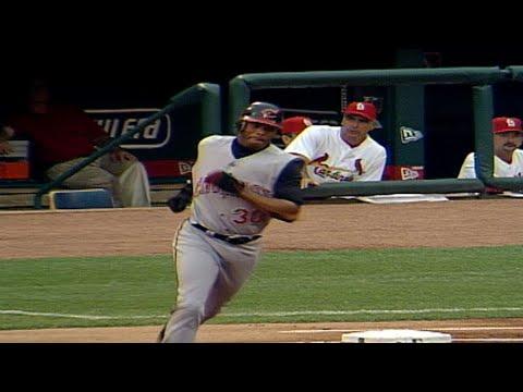 Griffey Jr.'s three-run homer in the 1st