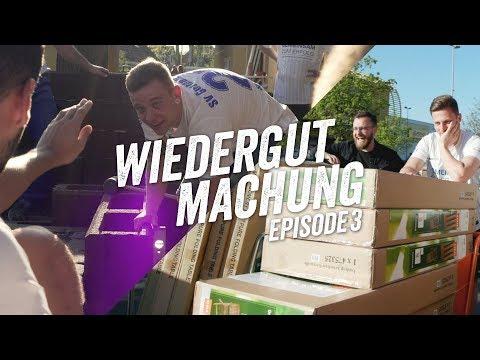 Zwischen Holz und Gartenmöbeln! SV Germania 90: Die Wiedergutmachung feat. OBI