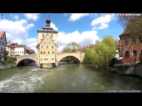 """Путевые Заметки.Германия,апрель 2016: Бамберг - """"немецкая Венеция"""" и """"немецкий Рим"""" ;)"""