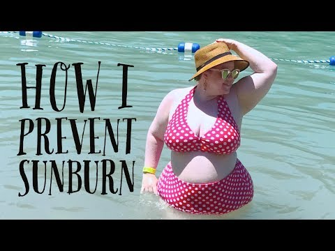 What is the Best Sunscreen? Preventing Sunburn | SUNSCREEN REVIEWS