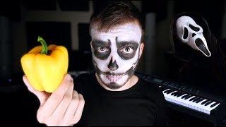 Así Se Hacen Los Sonidos De Las Pelis De TERROR    Ft. Ter (Especial Halloween)
