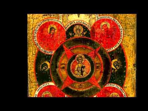 Всевидящее Око Божие. Иконы