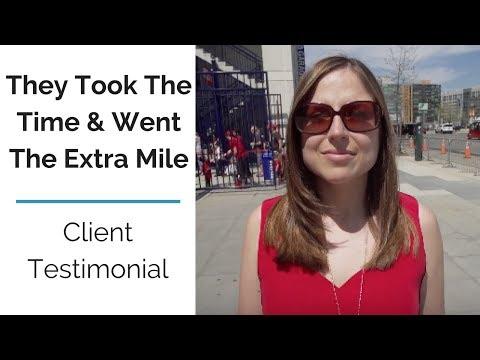 Client Testimonial -