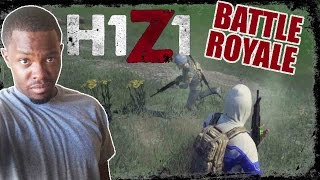 THE GLITCHIEST GAME OF ALL TIME!!  - H1Z1 Battle Royale Gameplay | H1Z1 Solo BR