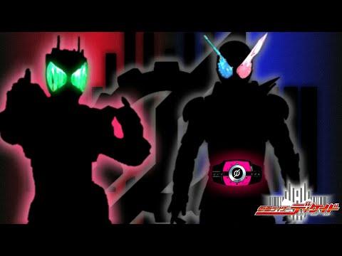 Kamen Rider Zi-O Kamen Rider Decade Henshin Kamen Rider