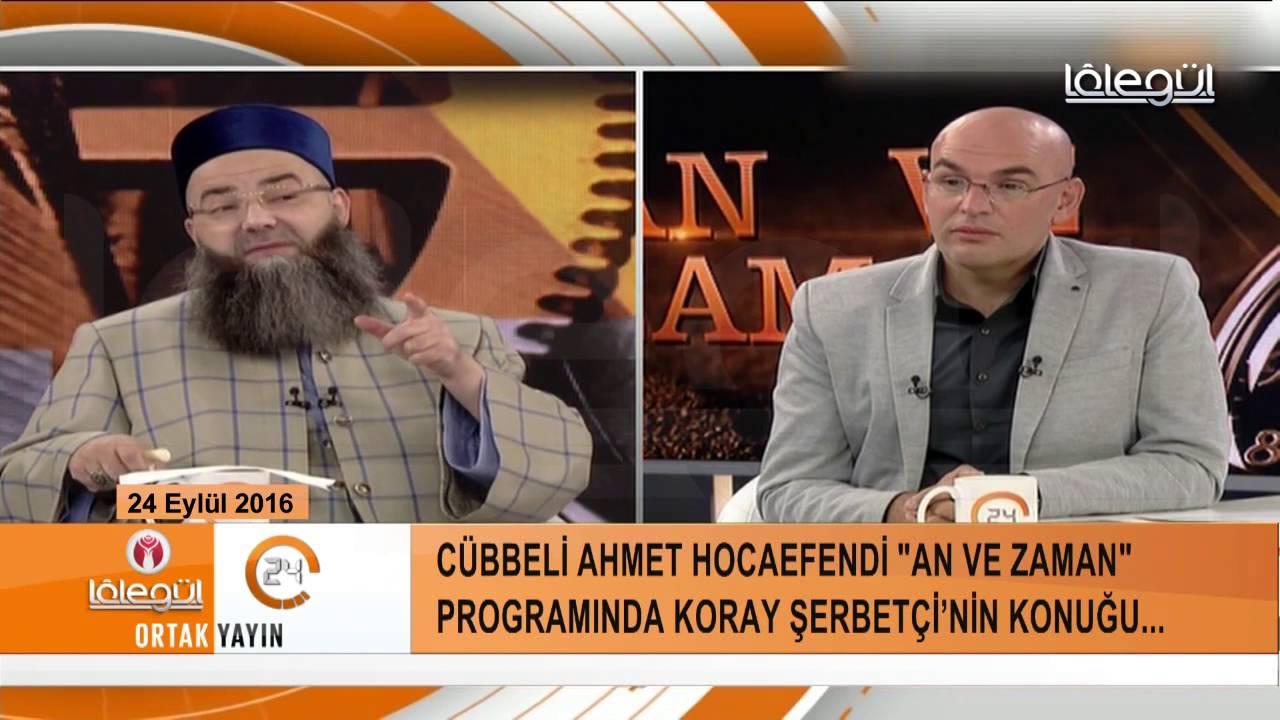 Kanal 24 Tarihli An ve Zaman Programı 24 Eylül 2016