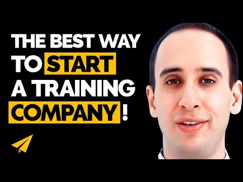 How to start a training / consulting company - Ask Evan - YouTube