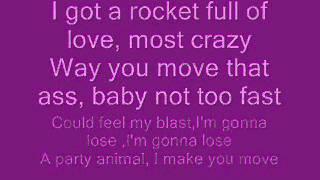 Avicii feat Taio Cruz - The party next door Lyrics