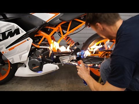 Will WD-40 Destroy Your Motorcycle Chain O-Rings?   MC GARAGE