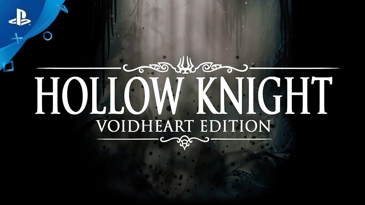 Hollow Knight: Voidheart Edition, Zumba Hacia PS4 el 25 de septiembre