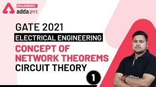 Concept of Network Theorems - 1 | Circuit Theory | Electrical Engineering | GATE 2021