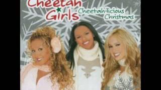 10. I Saw Momy Kissing Santa Claus- The Cheetah Girls