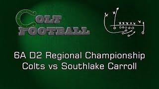 Arlington Colts vs Southlake Carroll Dragons - 2017