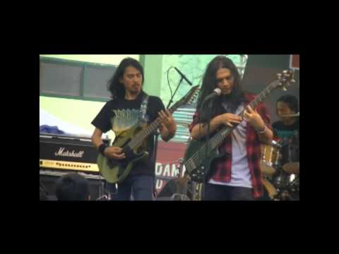 Infamy - Silent Farewell Live at Bandung Berisik 2013