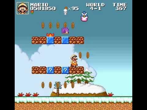 Video Special: Super Mario Bros  Crossover 3 0 (Character