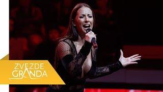 Aleksandra Tadic Cipka - Ista nam je tuga, Metak sa posvetom (live) - ZG - 18/19 - 29.12.18. EM 15