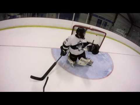 GoPro Hockey | Part 12 | I broke the water bottle!!