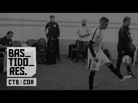 Bastidores - Coritiba 0x0 Corinthians - Brasileirão 2017